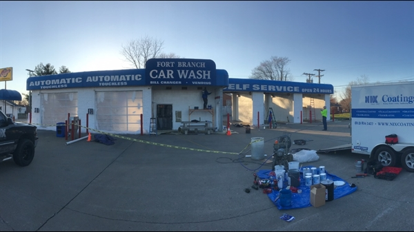 Car Wash Rehab